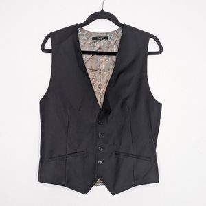 Ted Baker Single Breasted Waistcoat Vest